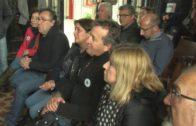 El alcalde traslada su apoyo a los trabajadores del centro de menores del Cobre