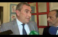 El delegado de Educación garantiza el arreglo del colegio Virgen de la Esperanza