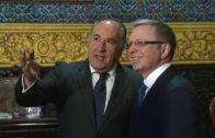 El embajador de Kazajistán en España visita Algeciras y afianzan lazos