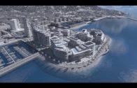 El Gobierno de Gibraltar planea construir un complejo residencial en aguas portuarias del Peñón