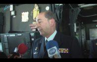 El portaaeronaves Juan Carlos I