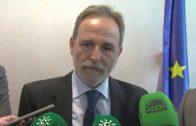 """El presidente de Puertos del Estado afirma que es """"cuestión de días"""" la reanudación del tren"""