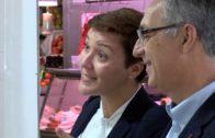 Gemma Araujo explica en Algeciras las medidas del PSOE para lograr un empleo digno
