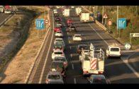 La A7, el único punto confictivo  de la comarca en la operación de la DGT en Semana Santa