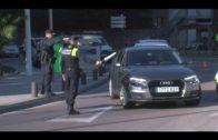 La Policía Local controla 467 vehículos durante la campaña de vigilancia del uso del cinturón