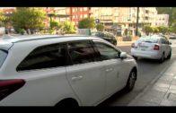 """La Policía Local inmoviliza un """"taxi pirata"""" procedente de la localidad onubense de Cartaya"""