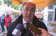 Landaluce defiende que el PP es el partido que crea empleo mientras que el PSOE cera incertidumbre