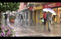 Llegan la esperada lluvia