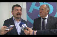Los populares algecireños trasladan al vicesecretario del PP andaluz las reclamaciones de la ciudad
