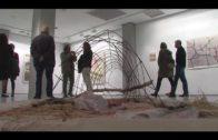 Últimas horas para visitar la exposición pictórica 'Eroded earth. Resilience' de Karina Zothner