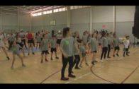 "El pabellón municipal ""Periquito"" alberga una master class de la academia de baile Stylo Urbano"