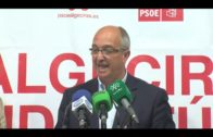 El PSOE califica de nefasta la gestión de Landaluce en el Ayuntamiento