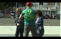 El PSOE celebra la reapertura de la oficina de Unicaja en Los Pastores