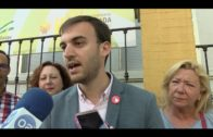 El PSOE de Algeciras se compromete a revitalizar la Sánchez Verdú