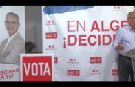 El PSOE publica un mapa que recopila problemas denunciados por los ciudadanos en barriadas