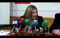 """Irene García (PSOE) se presentará a presidir Diputación y espera """"que no haya ninguna dificultad"""""""