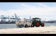 La plantilla de playas de Algeciras ratifica el preacuerdo de convenio del servicio