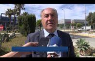 Landaluce explica sus proyectos para los polígonos industriales de la Menacha y Cortijo Real
