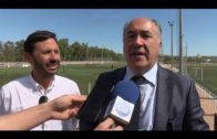 Landaluce expone los proyectos deportivos para Algeciras