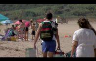 Landaluce se enorgullece de la Bandera Azul de la playa de Getares