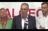 Lozano felicita a Landaluce y anuncia un PSOE dialogante que defenderá a los algecireños
