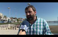 Viso reclama una obra integral para atajar el problema del colector de Jacinto Benavente
