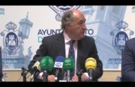 El alcalde reclama un paquete de medidas en materias de seguridad, infraestructuras e industrias