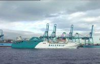 Fomento adjudica a Baleària la gestión de la línea Algeciras-Ceuta por un año a partir 1 de julio