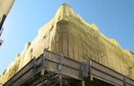 Inicio de las obras para rehabilitar el edificio Casa Millán