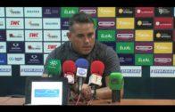 La afición de Algeciras CF recibió al equipo a lo grande