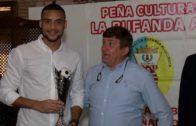 La Peña La Bufanda premia a los mas destacados del Alñgeciras CF