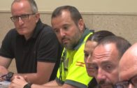 Landaluce preside la reunión de coordinación de la seguridad de la Feria Real