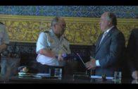 Landaluce reconoce la labor policial del comisario Fernando Calleja ante su jubilación