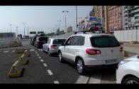 Más de 1.700 vehículos y más de 7.000 pasajeros embarcan desde el puerto de Algeciras