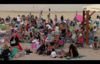 Un año más vuelve el Cine en la playa, durante la programación estival de Algeciras