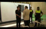 El Alcalde felicita a la Policía por el trabajo realizado durante estos últimos días