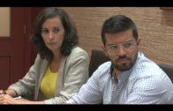 El  alcalde informa a los vecinos de Pelayo sobre el levantamiento topográfico del barrio