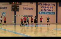 El internacional argentino Nicolás Samudio nuevo jugador del BM Ciudad de Algeciras