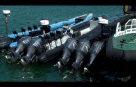 La Guardia Civil interviene en el Puerto de Algeciras 248 kilos de hachís ocultos en un camión