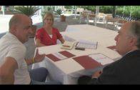 Pelayo y Landaluce se reúnen con ACAIP para escuchar sus reivindicaciones