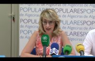 Pilar Pintor destaca las mejoras en el hospital que prevén los presupuestos andaluces