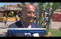 Socoservis realiza un simulacro de intervención de emergencia en la playa de Getares
