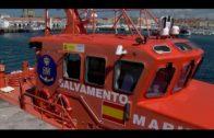 Trasladan al Hospital de Algeciras a un tripulante de un petrolero por traumatismo en la cabeza