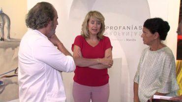 """Algeciras acoge la exposición """"Profanías"""" hasta la segunda semana de septiembre"""