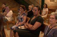 Ayer por la noche se ofició en la Parroquia de San Antonio de Padua, una eucaristía en honor a San Bernardo.