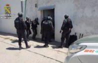 Desarticulada una organización internacional por presunto tráfico de hachís en el Guadalquivir