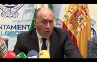 El alcalde vuelve a mostrase crítico con la llegada del buque Audaz