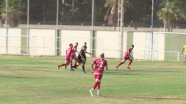 El Algeciras CF empata 1-1 ante el San Roque