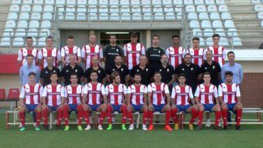 El Algeciras CF se presentará el domingo a las 19 horas