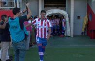 El Algeciras CF se presentó ante su afición